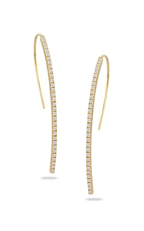 Doves by Doron Paloma Diamond Fashion Earrings E9607 product image