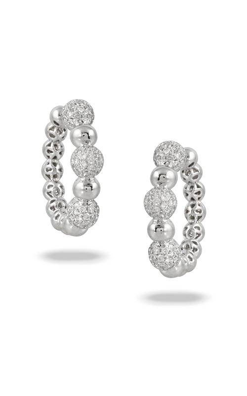 Doves by Doron Paloma Diamond Fashion Earrings E9164 product image