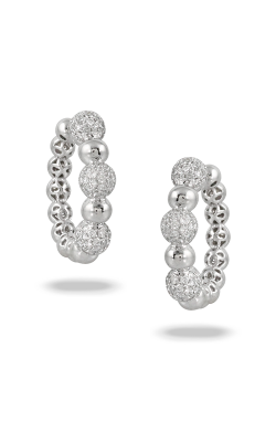 Doves by Doron Paloma Diamond Fashion Earrings E9164 product image