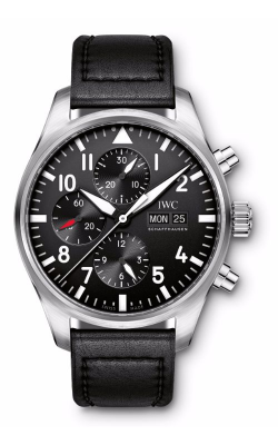 IWC SCHAFFHAUSEN Pilot's Watch IW377709 product image