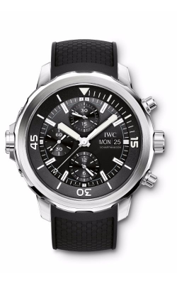 IWC SCHAFFHAUSEN Aquatimer Watch IW376803 product image