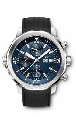 IWC SCHAFFHAUSEN Aquatimer Watch IW376805 product image