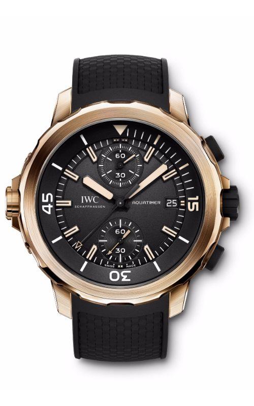 IWC SCHAFFHAUSEN Aquatimer Watch IW379503 product image