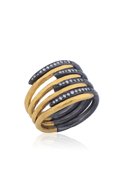 Lika Behar Fashion ring ZE-R-108-GXD-16 product image