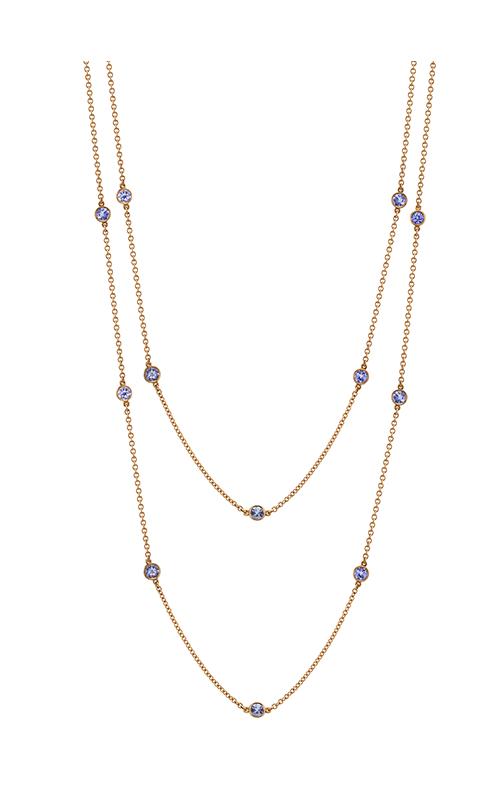 Omi Prive Dore Necklace C1094-CS2035-TZRD product image