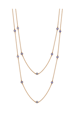 Omi Prive Dore Necklace C1094-CS2035-TZRD product image