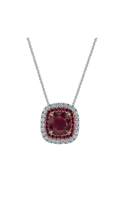 Omi Prive Duet Necklace P1286-PC1115C-RURD product image
