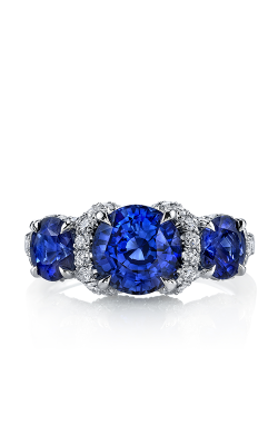Omi Prive Dore Fashion Ring R2257-RC1240-SARD product image