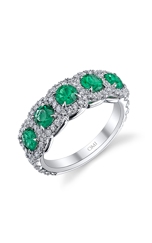 Omi Prive Dore Fashion ring R2092-RS1150C-EMRD product image