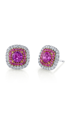 Omi Prive Duet Earrings S1278-SC1150C-PSRD product image
