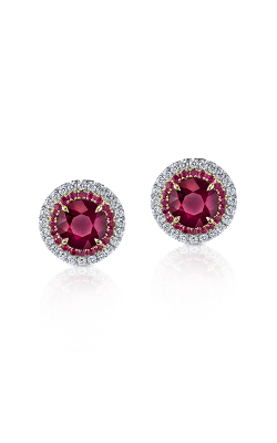 Omi Prive Duet Earrings S1338-SC1150-RURD product image