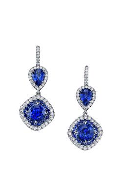 Omi Prive Duet Earrings E1231-EC1580-SARD product image