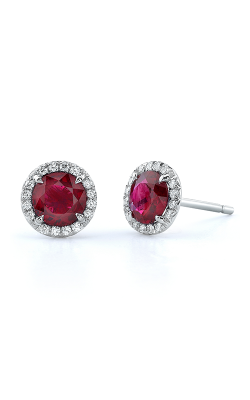 Omi Prive Dore Earrings S1289-SS1152-RURD product image
