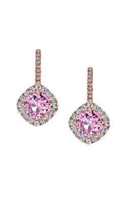 Omi Prive Dore Earrings E1164-ES1150C-PSRD-RG product image