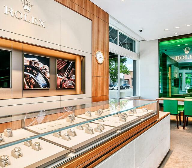 Rolex Store Image